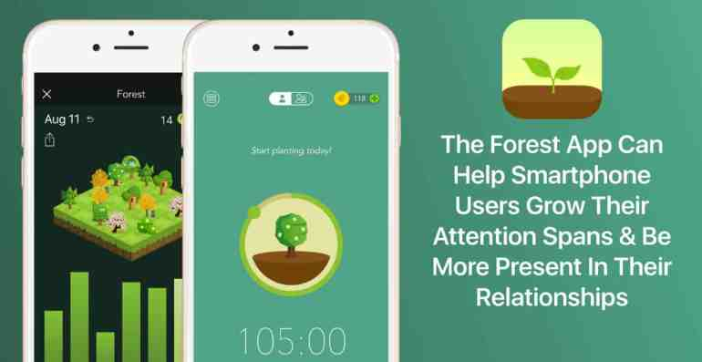 Forest - productive app